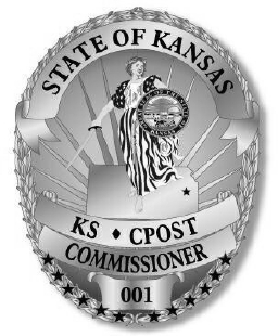 KSCPOST Badge black and white