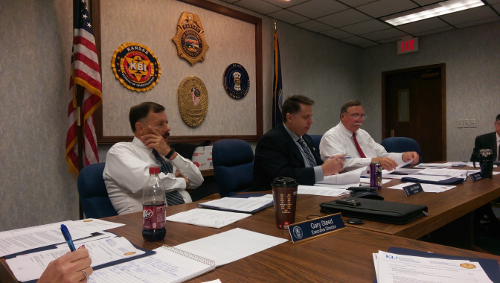 KSCPOST Commission Meeting